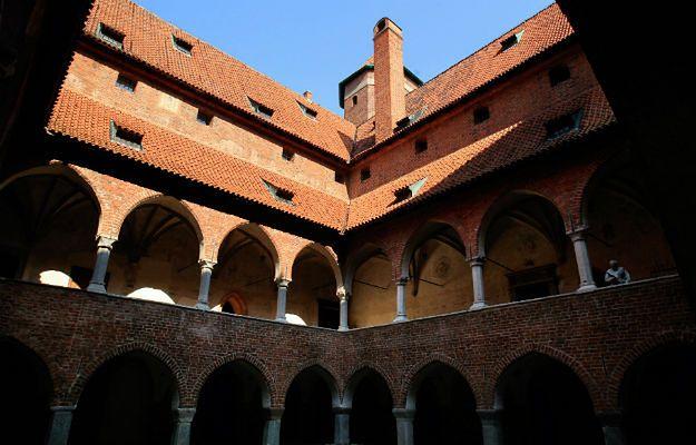 Zamek biskupów warmińskich w Lidzbarku Warmińskim