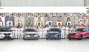 Skoda wyprodukowała 17-milionowy samochód