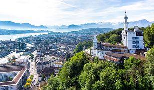 Gütsch - jedno z najbardziej bajkowych miejsc w Europie