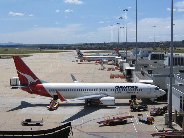 Nietypowa akcja miała miejsce na lotnisku w Melbourne