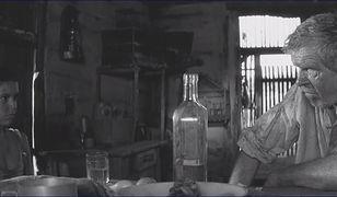 """Petr Kotlar i Lech Dyblik w filmie """"Malowany ptak"""""""