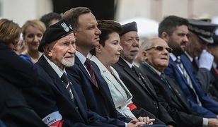 Uroczystości w przeddzień rocznicy wybuchu Powstania Warszawskiego