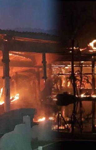 Malezja. Polacy ewakuowani po pożarze na wyspie Tioman
