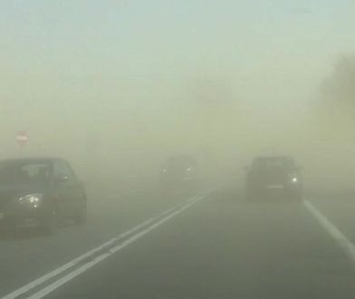 Burza piaskowa
