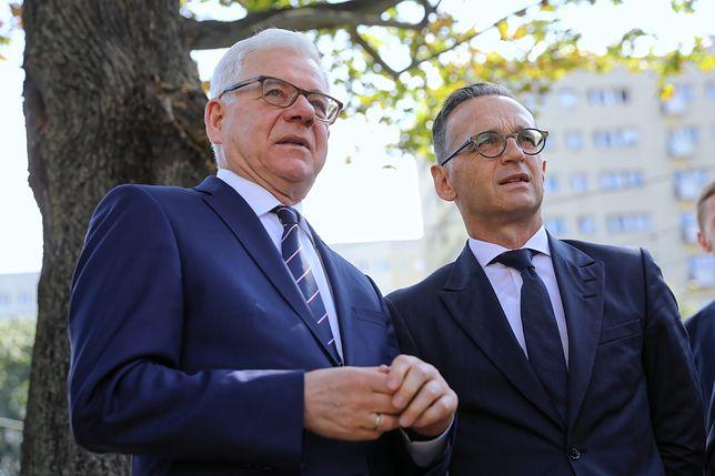 Jacek Czaputowicz ma być bardziej umiarkowany w kwestii reparacji niż Arkadiusz Mularczyk