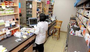 W aptekach będą tylko leki