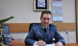 Kolejna dymisja w stołecznej policji. Komendant Robert Żebrowski odwołany