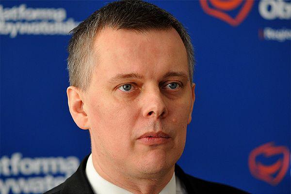 Tomasz Siemoniak: nocna akcja w Centrum NATO to skandal, tracimy wiarygodność