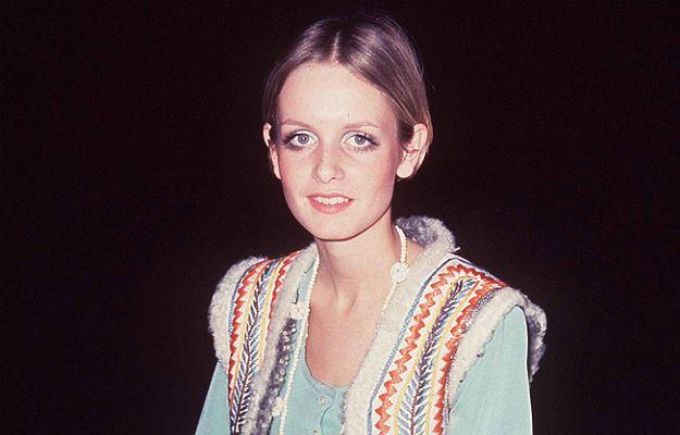 Lesley Lawson znana jako modelka Twiggy