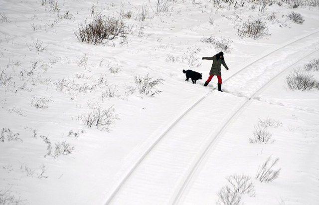 Polska pokrywa śnieżna
