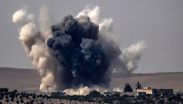 Tureckie naloty w Syrii, zginęło już 35 cywilów