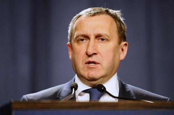 Minister spraw zagranicznych Ukrainy Andrij Deszczyca