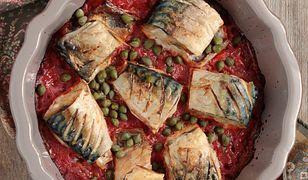 Pieczona makrela. Smakowity przepis na rybę