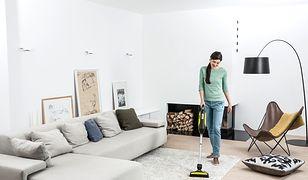Sprytne sprzątanie wymaga organizacji i właściwego sprzętu