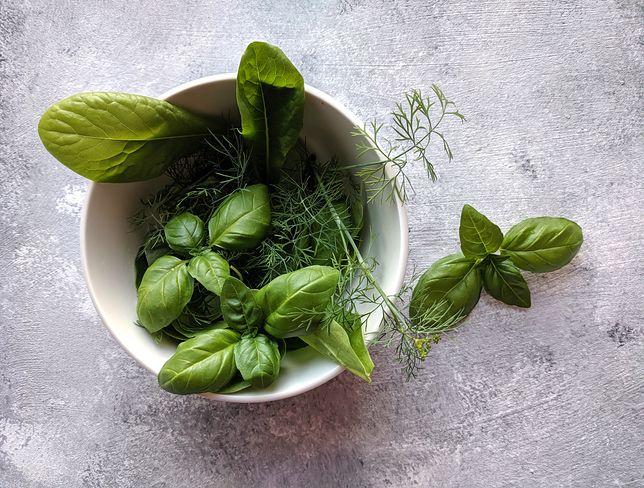 Dzięki tym sposobom sklepowe zioła będą rosnąć przez długie tygodnie