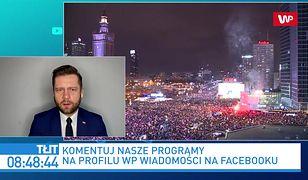 """Strajk Kobiet to """"wojna kultur""""? Kamil Bortniczuk wprost o """"zachodniej antifie"""""""