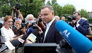 """Wyniki wyborów 2020. Czy europejscy i światowi przywódcy """"zapomną"""" o tym, co podczas kampanii wyborczej mówił Andrzej Duda"""