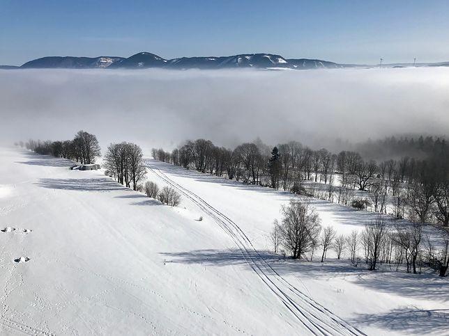 Powiat Trutnov graniczy z Polską