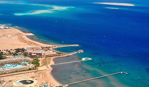 Hurghada w Egipcie w czerwcu to ciepłe Morze Czerwone i 32 st. C w ciągu dnia