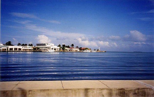 Miejsce 10. Belize City, Belize