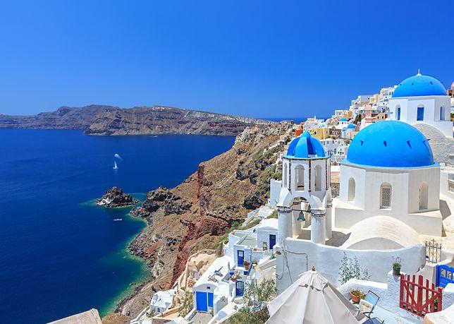 Greckie wyspy to idealne miejsce na wakacje bez względu na porę roku