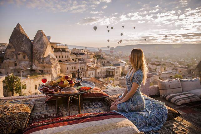 Widoki w Kapadocji zapierają dech