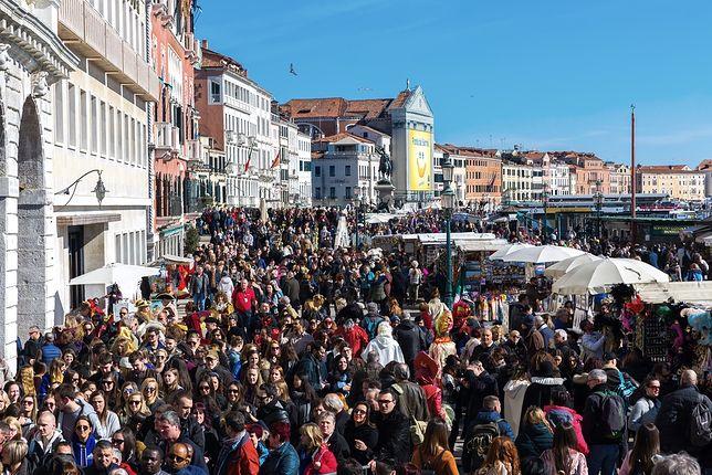 Wenecja ma już dość turystów?