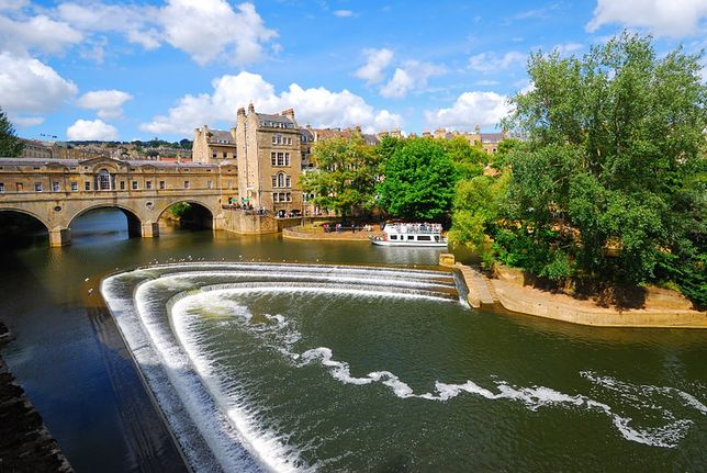 Atrakcje Anglii - Bath