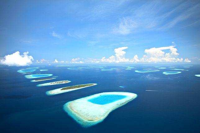 Zagrożone miejsca - Malediwy