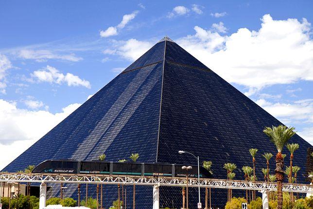 Hotel Luxor Las Vegas, Stany Zjednoczone