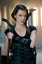 ''Resident Evil: Retrybucja'': Milla Jovovich będzie potrzebowała szczęścia [wideo]