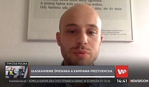 Wybory prezydenckie 2020. Jan Śpiewak o Rafale Trzaskowskim: Musi odpowiadać na krytykę