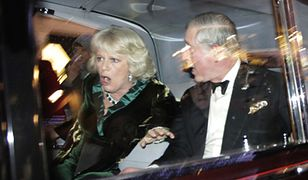 Atak na samochód księcia Karola