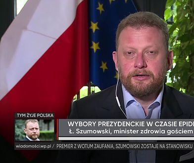 Ponad 1000 osób na spotkaniu z Trzaskowskim. łukasz Szumowski: to źle