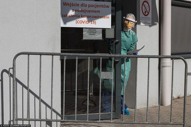 Koronawirus w Polsce. Medycy potrzebują naszej pomocy