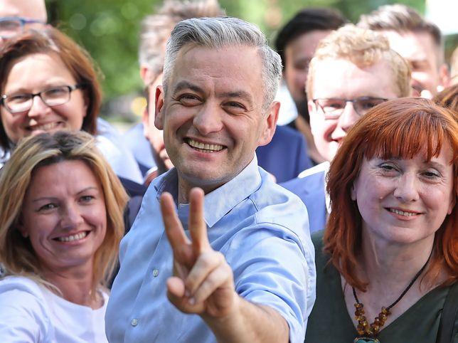 Robert Biedroń rozpoczyna rozmowy ws. stworzenia wspólnego bloku przed wyborami