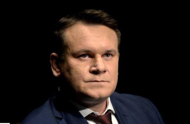 """Dominik Tarczyński był gościem """"Channel 4"""""""