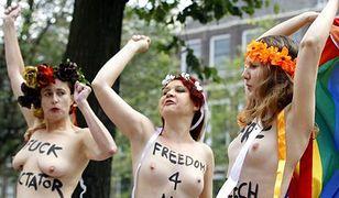 Czy na czele Femenu stoi mężczyzna?
