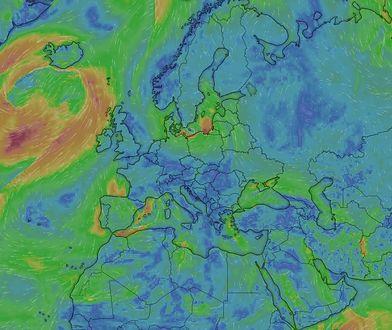"""Były huragan Dorian zbliża się do Polski. W Europie najmocniej """"oberwie"""" Wielka Brytania"""