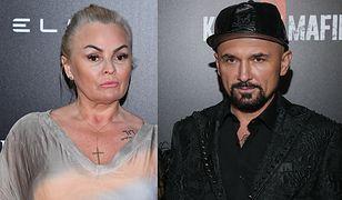 Monika Banasiak i Patryk Vega