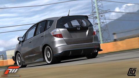 Forza Motorsport 3 a Japonia