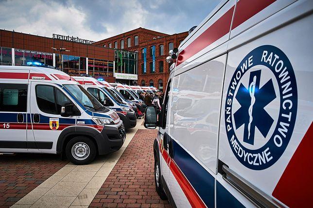 Strażacy z Czarnego Dunajca zostali wezwani do pomocy ratownikom medycznym