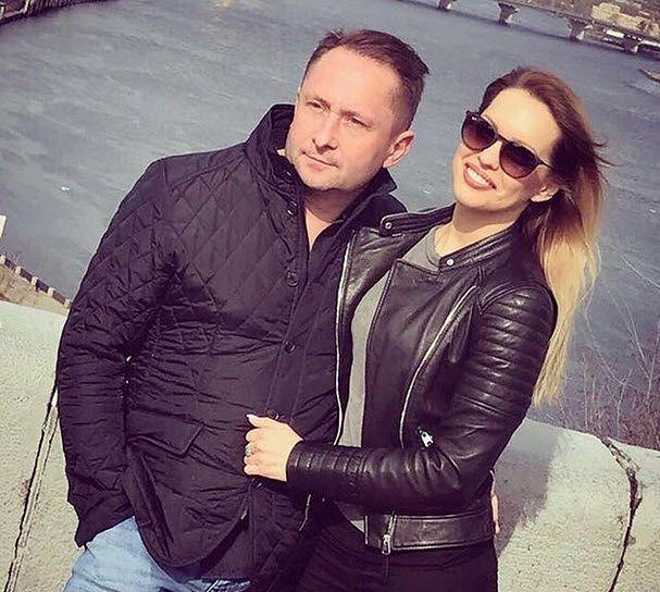 Kamil Durczok i Julia Oleś