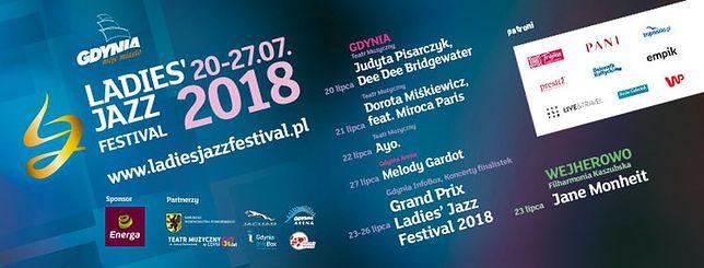 Ladies' Jazz Festival rozpoczyna się już niebawem!