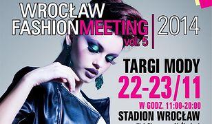 Najnowsze trendy, pokazy mody i stylowe zakupy. 5. edycja Wrocław Fashion Meeting