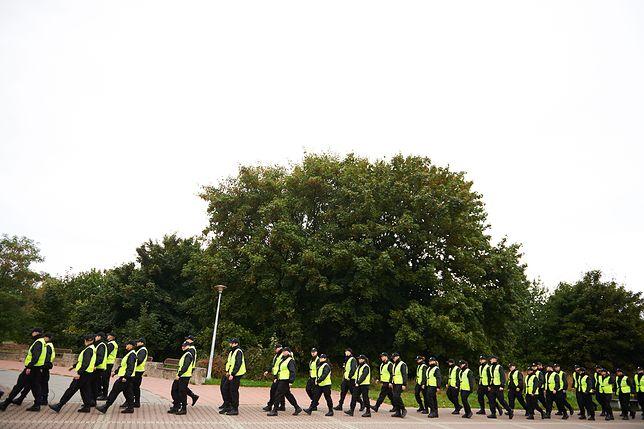 Nowy trop ws. Iwony Wieczorek? Policja georadarem przeszukuje gdański park im. Ronalda Reagana