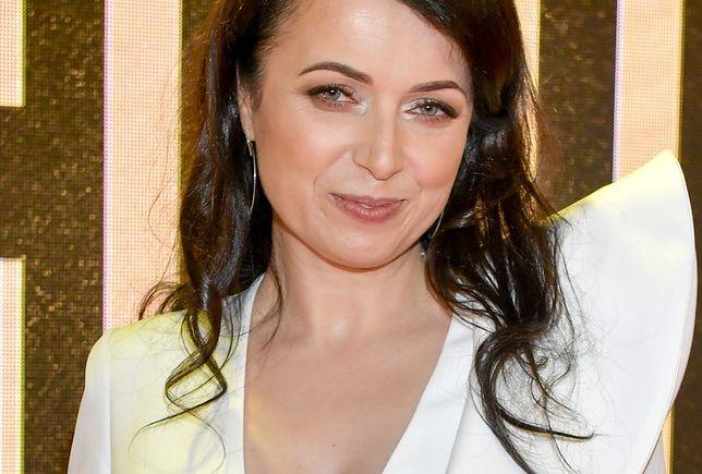 Katarzyna Pakosińska opublikowała zdjęcie z mężem