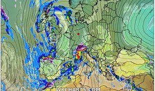 Pogoda. Alerty IMGW przed silnym wiatrem