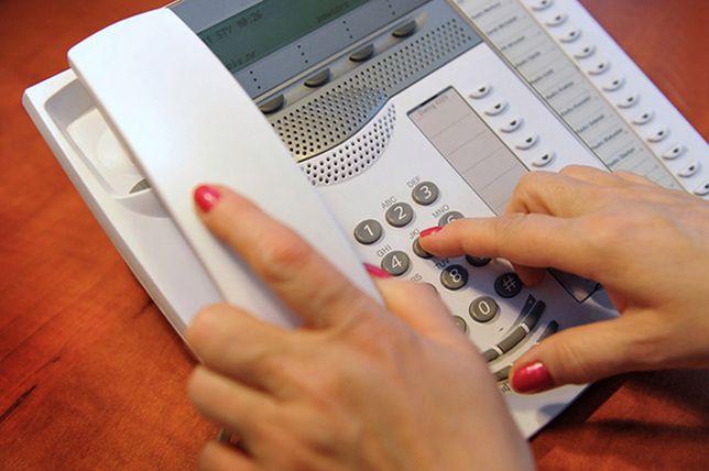 Co z całodobowym telefonem zaufania dla kobiet?