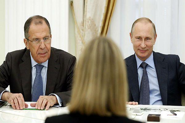 Siergiej Ławrow: naród wiele wycierpiał. Czas zatrzymać wojnę